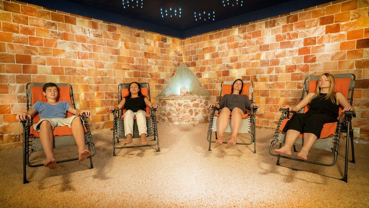 Salzraum Entspannung Und Yoga In Heidelberg