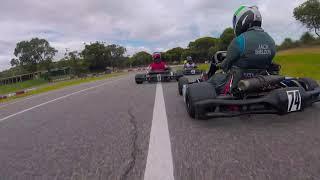 Hall Racing Team November club day highlights