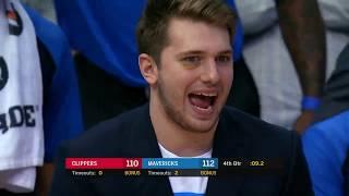 LA Clippers vs Dallas Mavericks : December 2, 2018