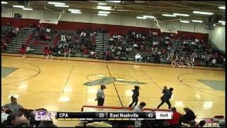 Repeat youtube video Boys Basketball- CPA vs. East Nashville