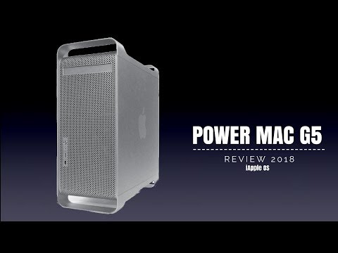 Power Mac G5 Review
