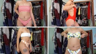 Trying On Bikinis After Weight Loss + Zaful Try On Haul | PAIGE MARIAH Mp3