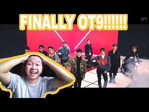 EXO - TEMPO MV REACTION | OT9 IS REAL?!!!!