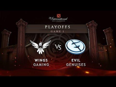 Wings Gaming vs
