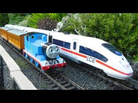 Thumbnail: Thomas and the High Speed Train