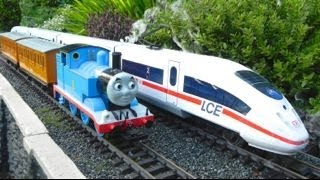 Thomas and the High Speed Train