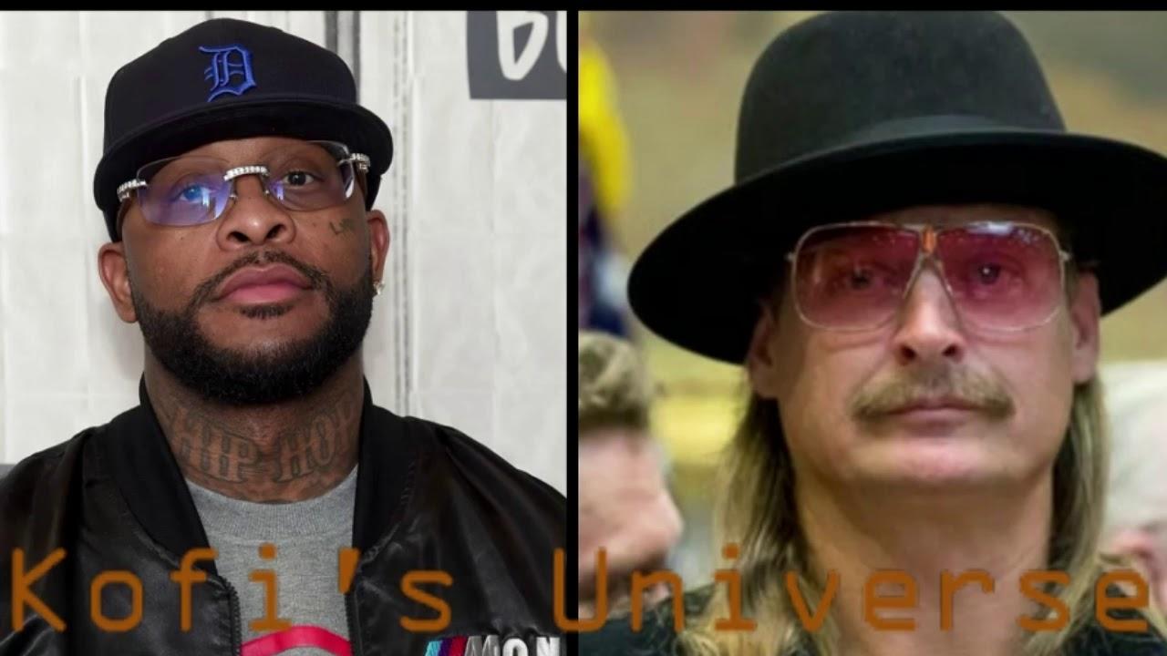 "Royce da 5'9"" Urges Kid Rock to 'Shut the F*ck Up'"
