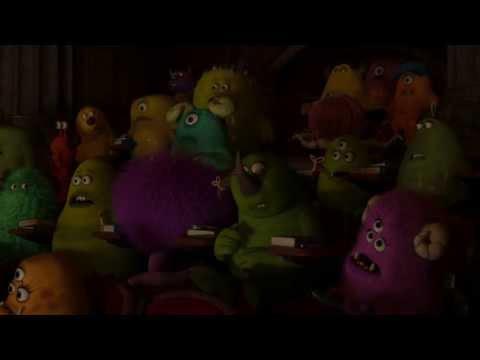 Monsters University Clip - Meet Dean Hardscrabble | Official Disney Pixar HD
