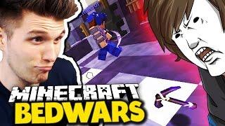 PALUTEN BEIM HACKEN ERWISCHT! ✪ Minecraft Bedwars Woche Tag 191 mit GermanLetsPlay