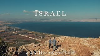 Powerful Holy Spirit outpouring in ISRAEL! thumbnail