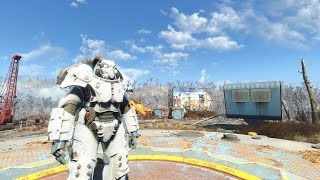 Fallout 4 - Все виды силовой брони