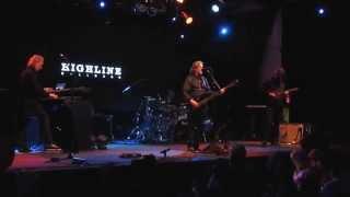 """UK, """"Caesars Palace Blues"""". Highline Ballroom. NYC 04.24.15"""