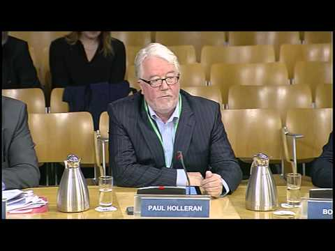 Education and Culture Committee - Scottish Parliament: 22nd April 2014