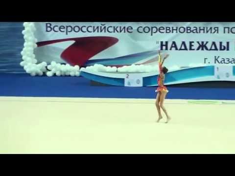 Надежды России, Казань, 02.12.14, Бакшеева Екатерина