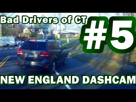 Bad Drivers Of Connecticut #5