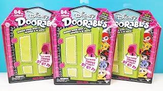 НОВИНКА! Сюрпризы Doorables Disney season 2 ИГРУШКИ мультфильмы Диснея NEW Surprise unboxing