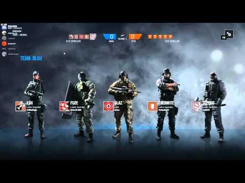 Let's Play Tom Clancy's Rainbow Six: Siege PC Schweiz/Swiss Gamers SCS Part 02