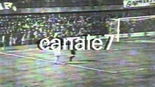 ITALIA-Portogallo (Under 21) 4-1 - 12/10/1977 - Qualificazioni al 1° Europeo di calcio Under 21