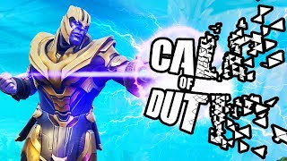 FORTNITE'S SECRET PLAN TO END CALL OF DUTY FOREVER (Battle Royale VS Black Ops 4 Infinity War)