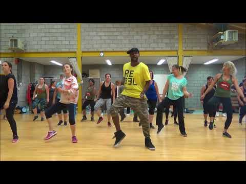Zumba® with Iho - King Bubba -Soca Made Me Do IT