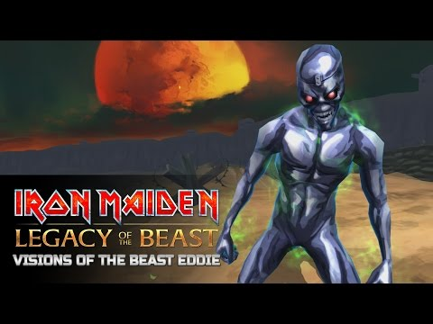 Iron Maiden: Legacy of the Beast Visions Eddie