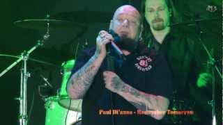 Paul Di'anno - Remember tomorrow. Dis-moll production.Festival Citadel.