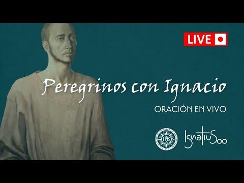 Peregrinos con Ignacio ( Español)