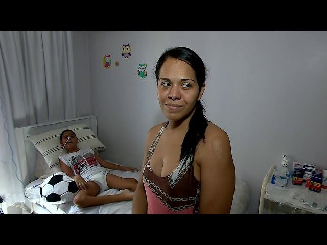 JMD (11/03/19) - Garoto precisa de ajuda para tratamento de tumor