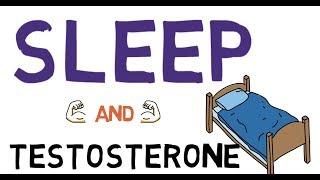 SLEEP CAN DOUBLE TESTOSTERONE ?