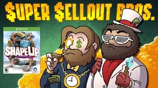 SHAPE UP - Super Sellout Bros.