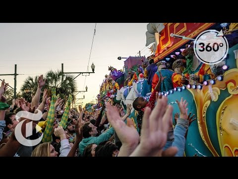 It's Carnival! Join the Party | The Daily 360 | The New York Times