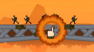 Bomb The Bridge · Game · Gameplay