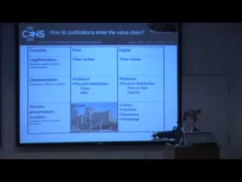 e-Research, Virtual Witnessing and the Quality of Scholarship (eResearch08 Keynote)