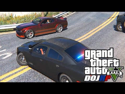 DOJ Police - Shots Fired after Pursuit! - EP.9