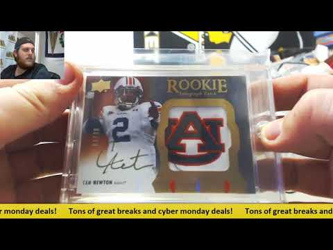 2014-2017 20 Box Football Mixer Fixed Price Team Group Break- Double H.O.F. Signed Jersey Prizes!