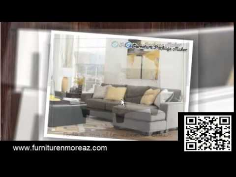 Hodan sofa chaise sectional youtube for Chaise youtubeur