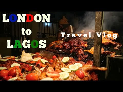 LONDON TO LAGOS TO ABA || TRAVEL VLOG || FELABORATION 2017 SNIPPPET