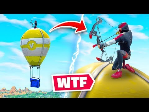 The NEW Balloon Bow Strategy (OP)