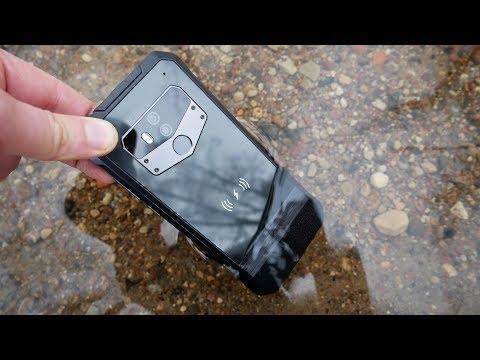 OUKITEL WP1 ТЕСТ ОБЗОР на русском 4G IP68 защищенный смартфон 2019