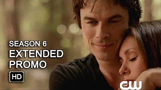 The Vampire Diaries Season 6 - 'Move On' Promo [HD]