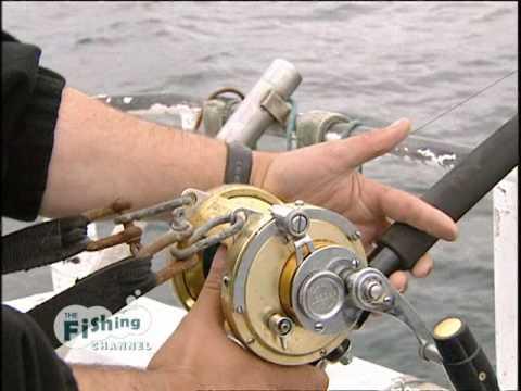 The Fishing Channel: Steve Souter Giant Skate Fishing