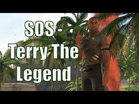 SOS  - Terry the LIPD Legend