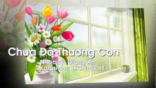 Bao La Tinh Chua beat - Chua Da Thuong Con - Chúa Đã Thương Con