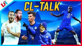 CL TALK DELUXE: Koning Kanté, Tovenaar Tuchel En Hazard Even Slecht Als Sergio Ramos