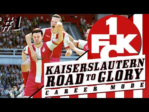 FIFA 19 KAISERSLAUTERN RTG CAREER MODE 1 - OUR ROAD TO GLORY BEGINS NOW