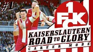 Baixar FIFA 19 KAISERSLAUTERN RTG CAREER MODE #1 - OUR ROAD TO GLORY BEGINS NOW!!!