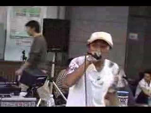 写楽(SHARAKU)in Dakara Ongakuwosuru (ishigaki music festival)