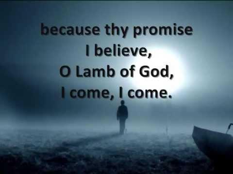 Just As I Am (Hymns with lyrics)