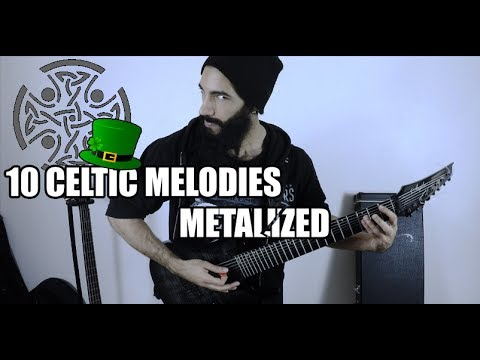 10 Traditional celtic melodies metalized mp3
