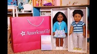 New Releases from the American Girl Place + Opening Two New Dolls